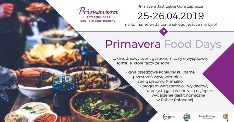 Jastrzebia Gora Primavera Food Days